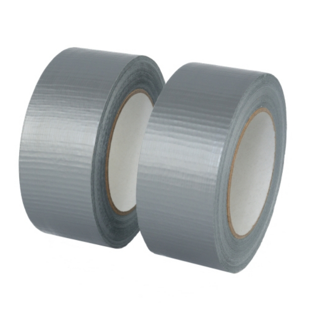 Picture of Gewebe Panzerband silber